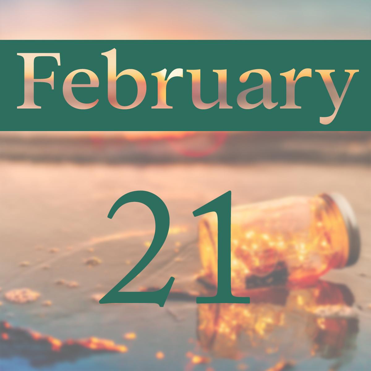 Friday, February 21st
