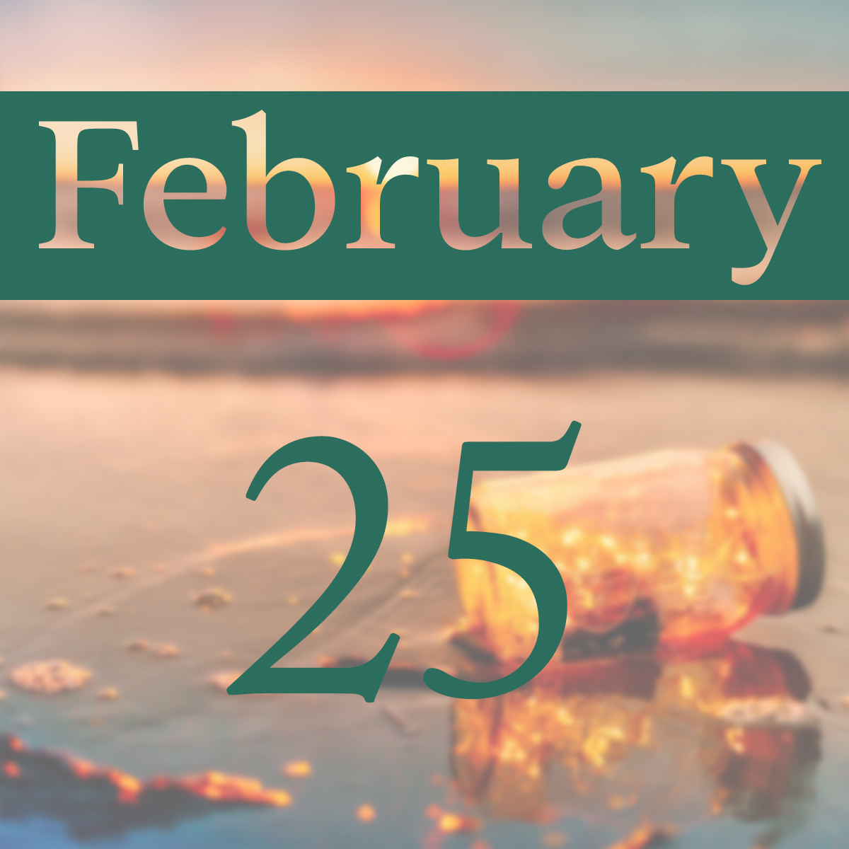 Tuesday, February 25th