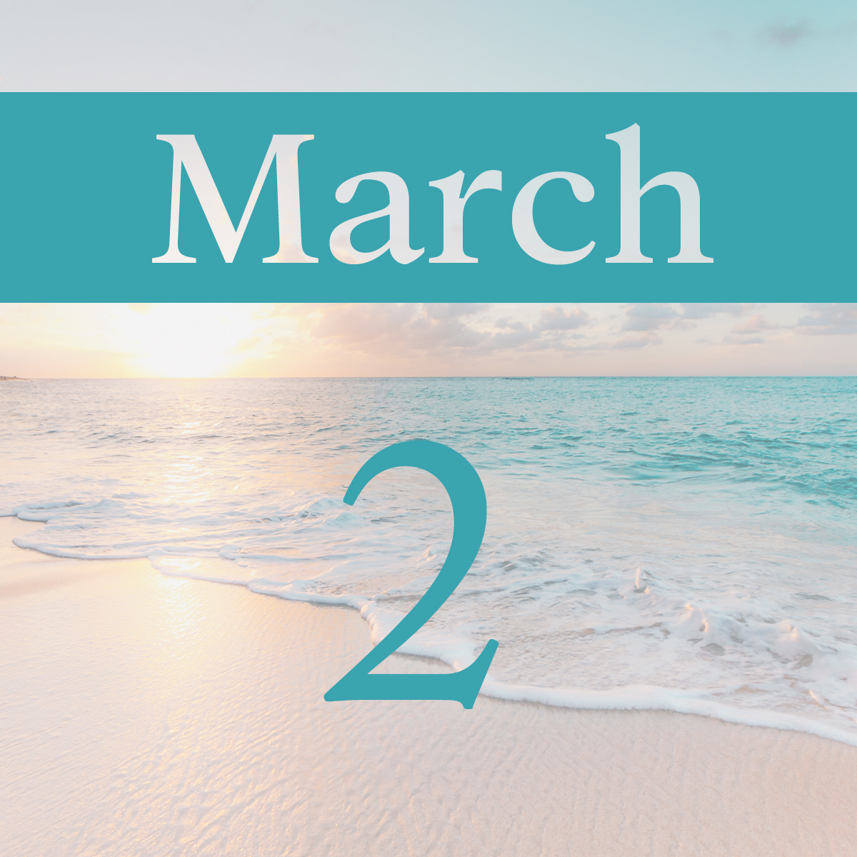 Monday, March 2nd